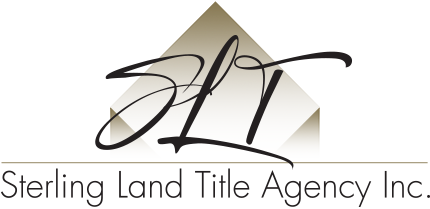 The Dayton Area's Leading Land Title Agency | Sterling Land Title Agency Footer Logo